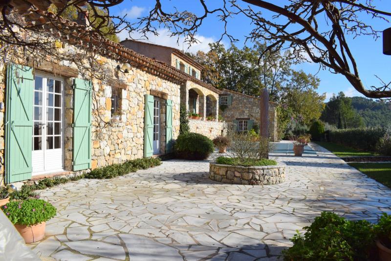 Verkauf von luxusobjekt haus Seillans 995000€ - Fotografie 10