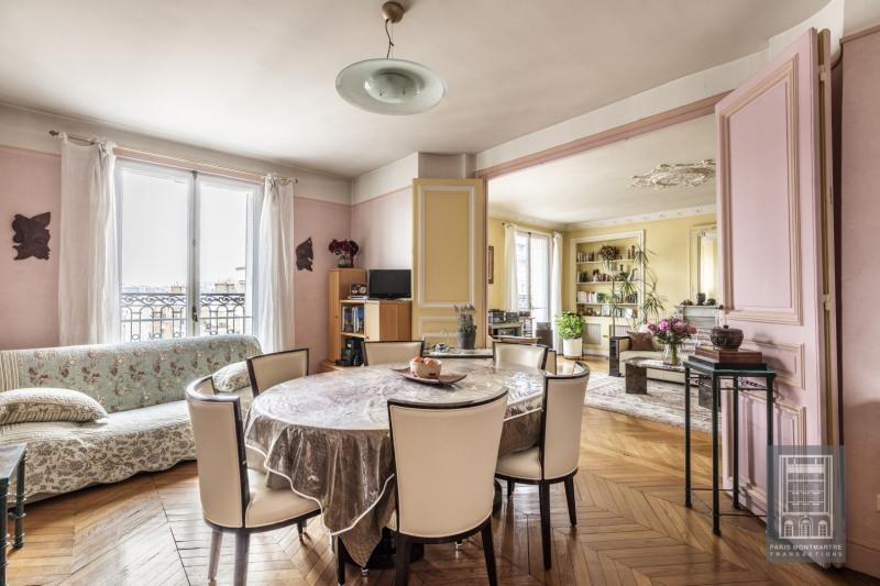 Deluxe sale apartment Paris 18ème 1295000€ - Picture 4
