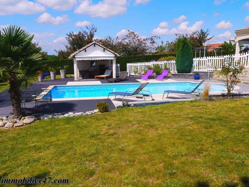 Deluxe sale house / villa Colayrac st cirq 395000€ - Picture 3