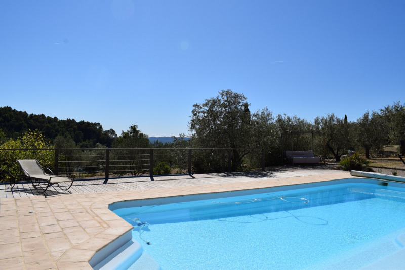 Deluxe sale house / villa Seillans 698000€ - Picture 7