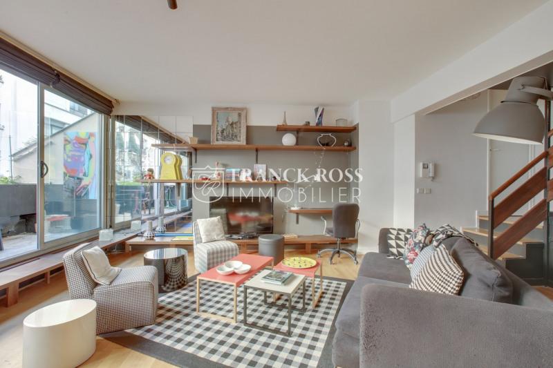 Alquiler  apartamento Paris 14ème 3000€ CC - Fotografía 2