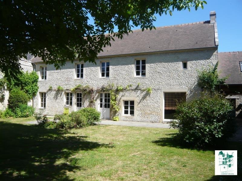 Sale house / villa Caen 453650€ - Picture 1