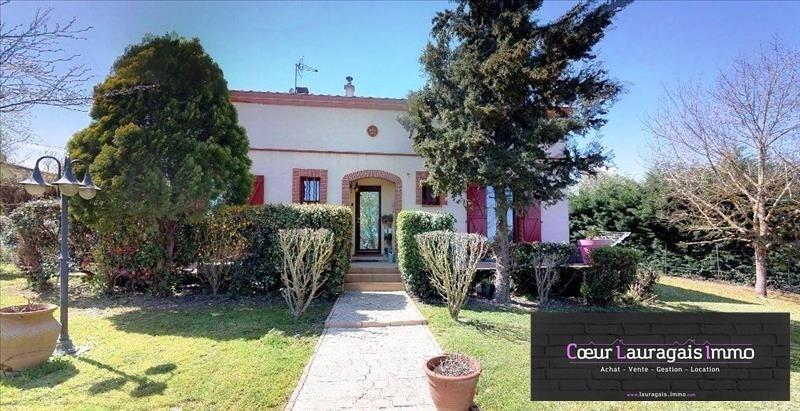 Sale house / villa Labastide beauvoir secteur 340000€ - Picture 1