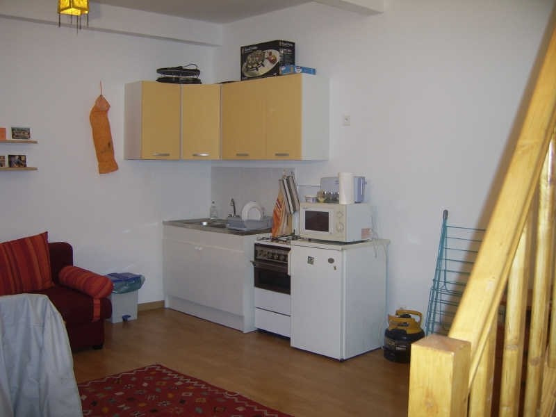 Rental apartment Nimes 410€ CC - Picture 1