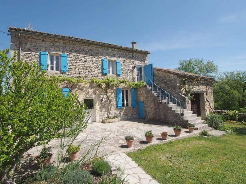 Verkoop  huis Barjac 446000€ - Foto 1