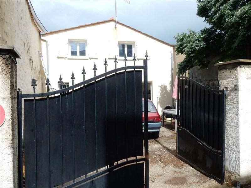 Revenda casa Langon 145000€ - Fotografia 1