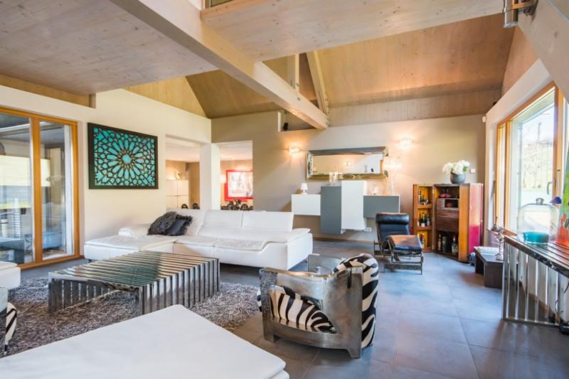 Vente de prestige maison / villa Drumettaz clarafond 1050000€ - Photo 2