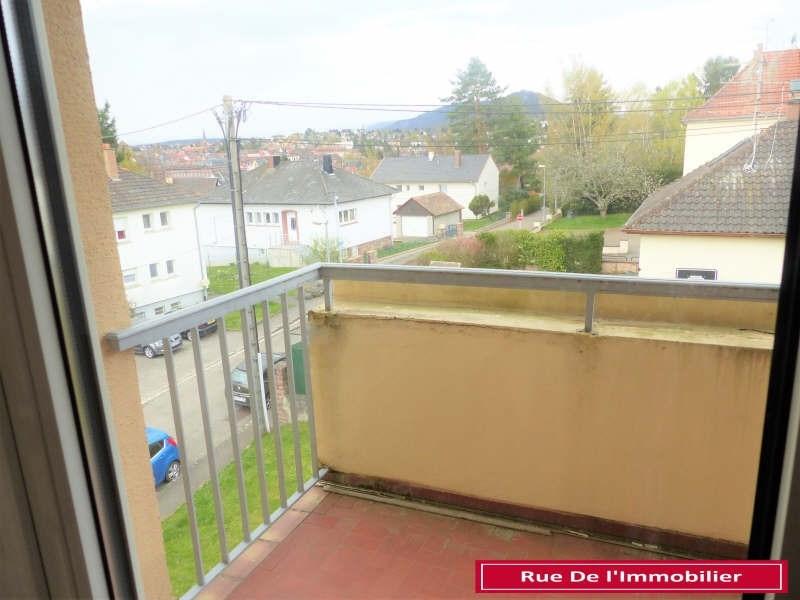 Vente appartement Saverne 128400€ - Photo 4