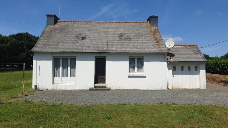 Vente maison / villa Pluzunet 74 000€ - Photo 1