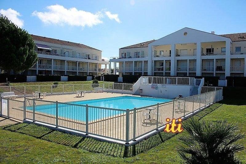 Vente appartement Chateau d olonne 106800€ - Photo 1