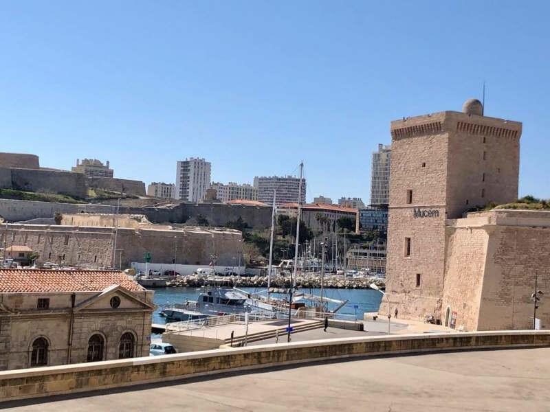Vente de prestige appartement Marseille 2ème 420000€ - Photo 2