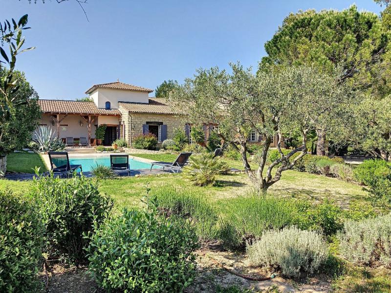 Verkoop van prestige  huis Villeneuve les avignon 955000€ - Foto 10