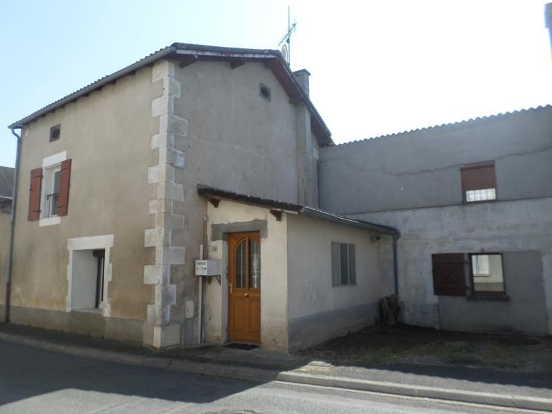 Vente maison / villa Valdivienne 100000€ - Photo 1