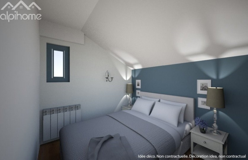 Vente appartement Saint gervais les bains 319000€ - Photo 14