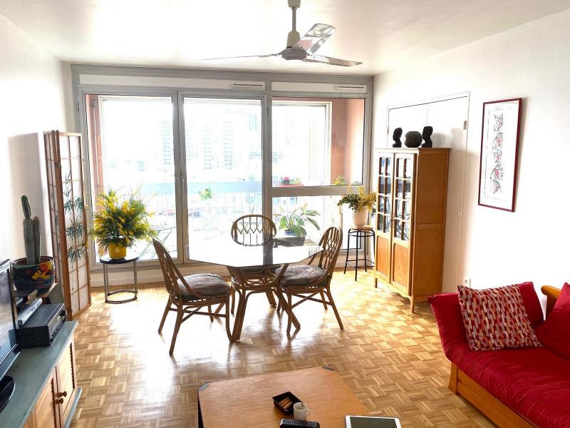Sale apartment Puteaux 505000€ - Picture 1