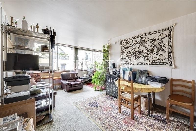 Vente appartement Paris 15ème 524000€ - Photo 1