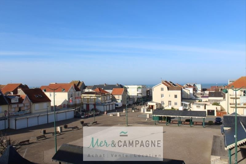 Sale apartment Quend 139 000€ - Picture 1