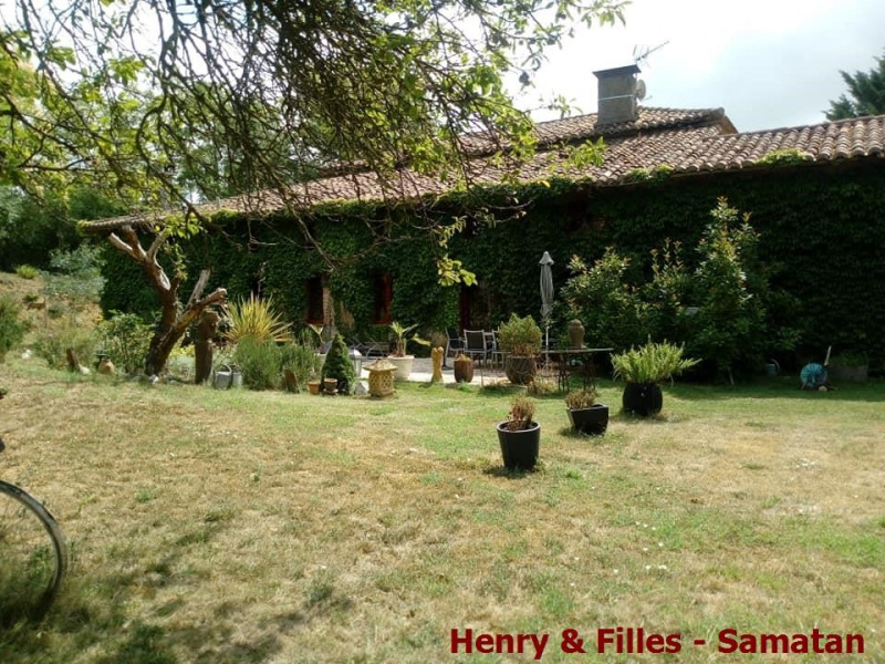 Sale house / villa Lombez 395 000€ - Picture 1