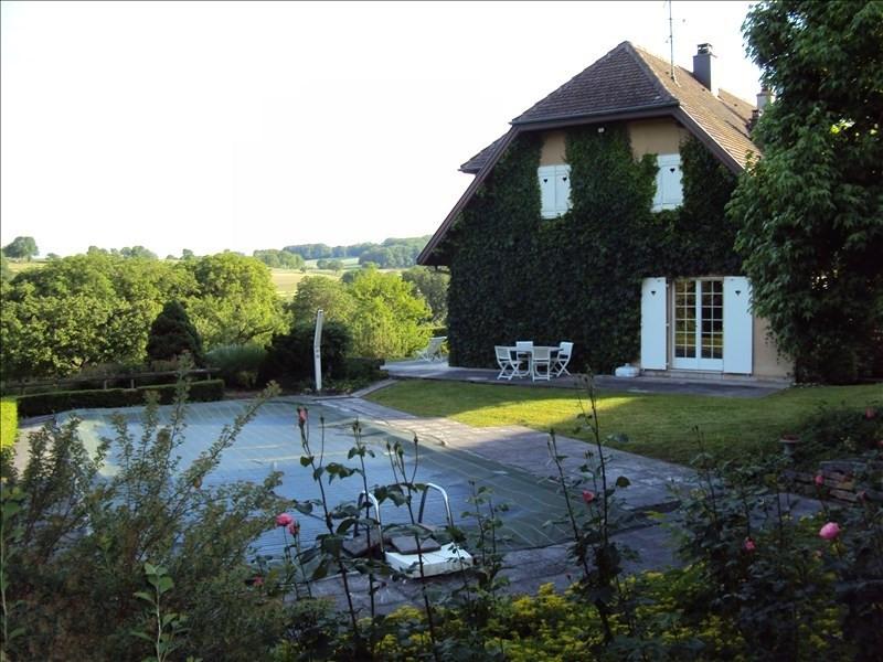 Vente de prestige maison / villa Zimmersheim 593000€ - Photo 2