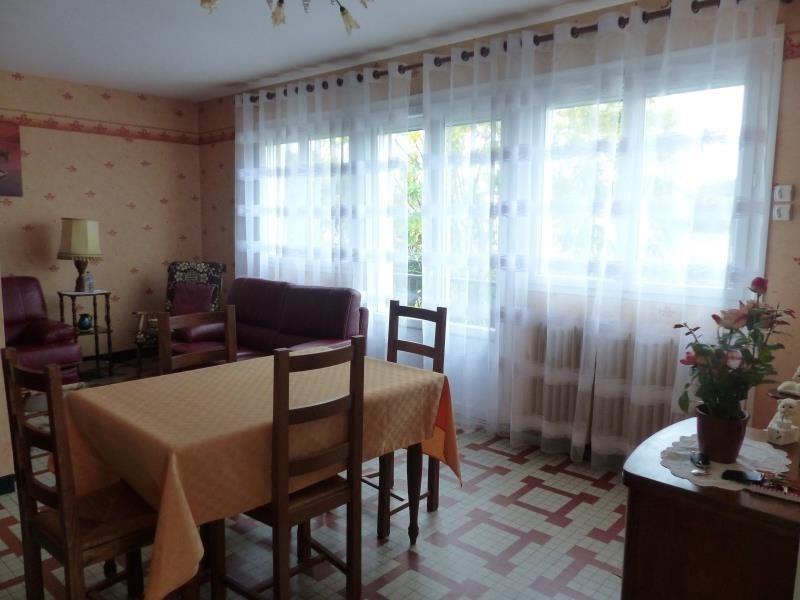 Vente maison / villa Montournais 102600€ - Photo 3