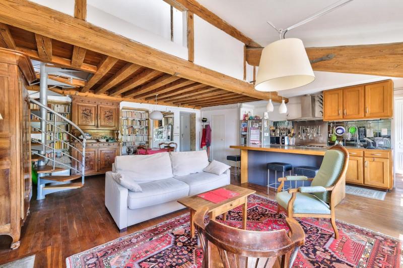 Vente appartement Lyon 1er 490000€ - Photo 2