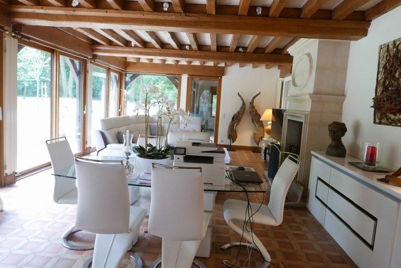 Revenda residencial de prestígio casa Pont l eveque 574750€ - Fotografia 5