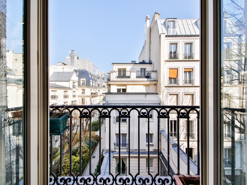 Sale apartment Paris 17ème 838 350€ - Picture 1