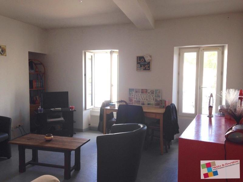 Rental apartment Segonzac 338€ CC - Picture 1