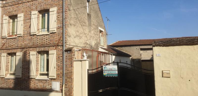 Sale house / villa Pont sur yonne 107500€ - Picture 1