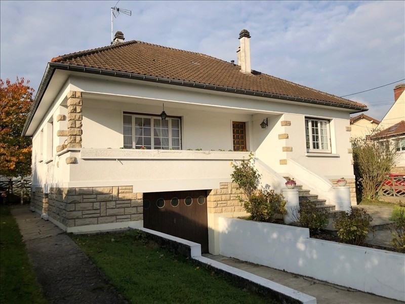 Sale house / villa Montigny les cormeilles 519900€ - Picture 2