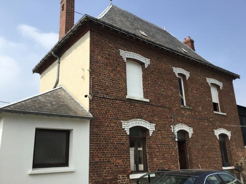 Sale house / villa Croisilles 127000€ - Picture 1