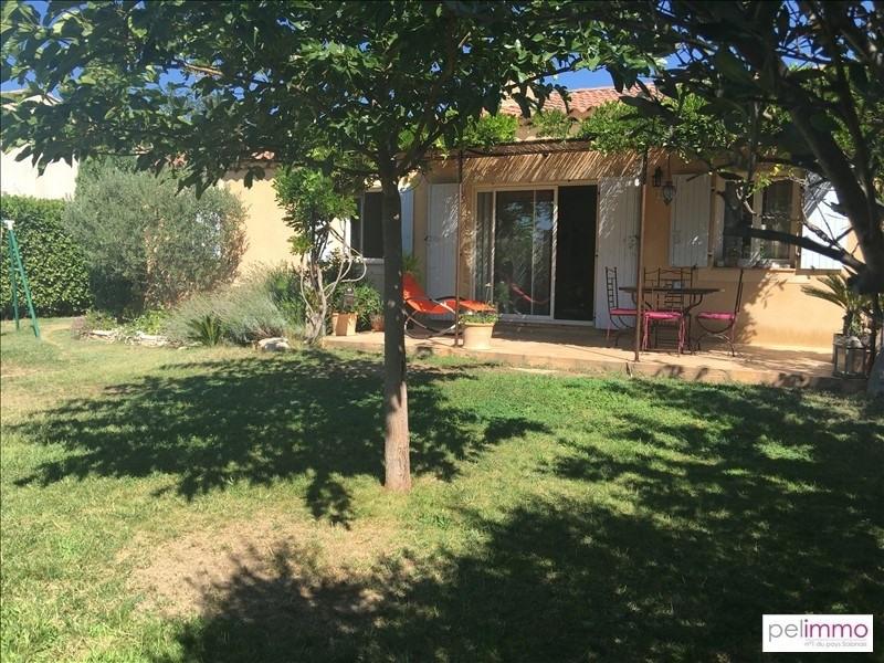 Vente maison / villa La fare les oliviers 420000€ - Photo 2