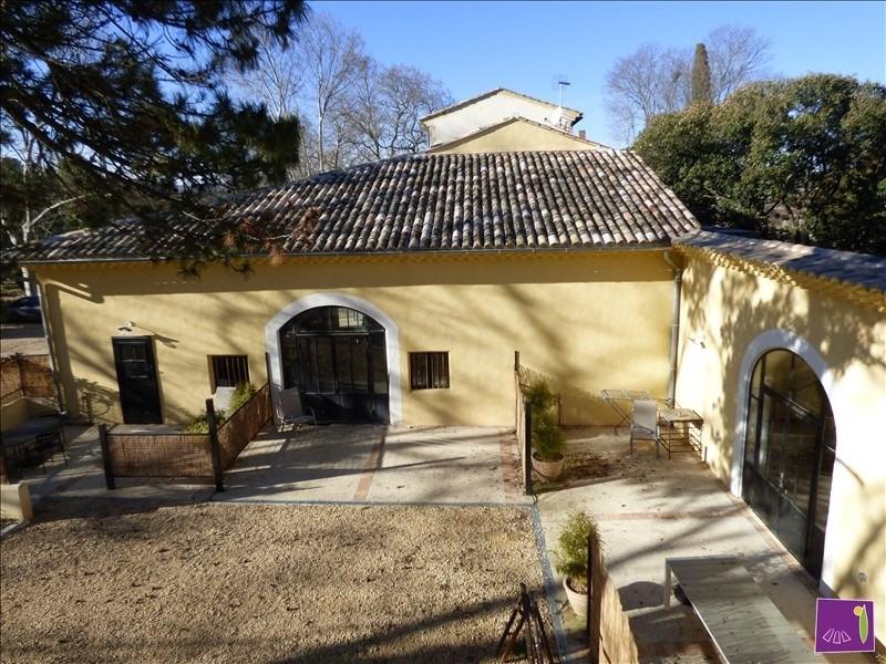 Immobile residenziali di prestigio casa Goudargues 1495000€ - Fotografia 15