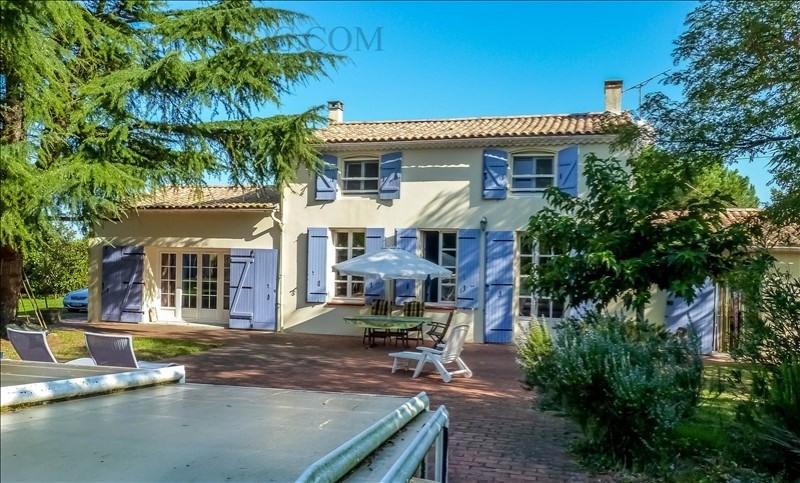 Sale house / villa Jau dignac et loirac 347000€ - Picture 1
