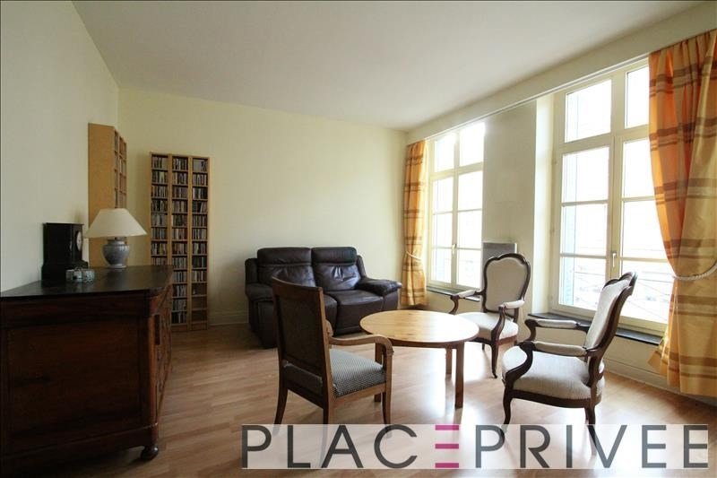 Sale apartment Nancy 250 000€ - Picture 1