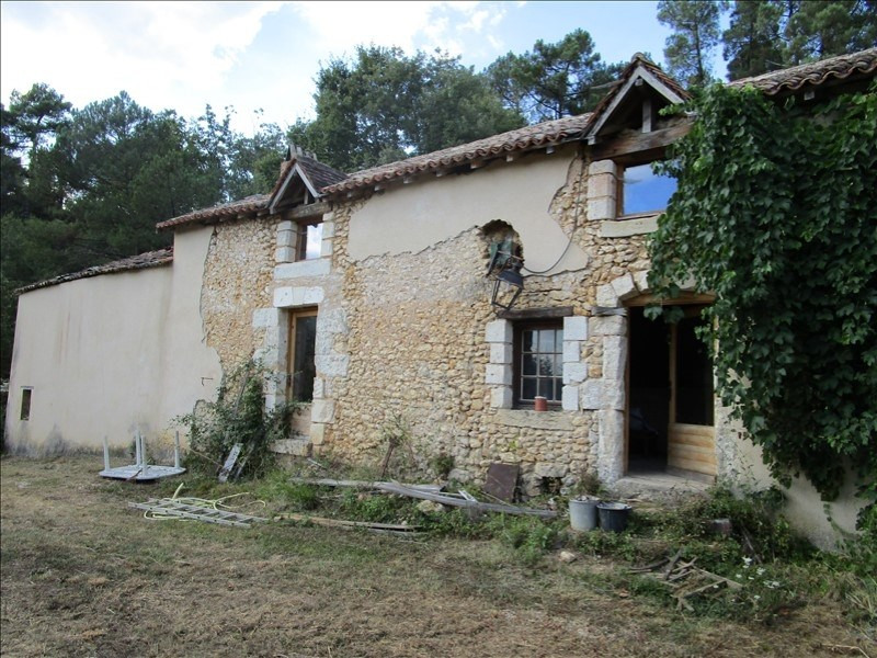 Vente maison / villa St severin d'estissac 81 500€ - Photo 1