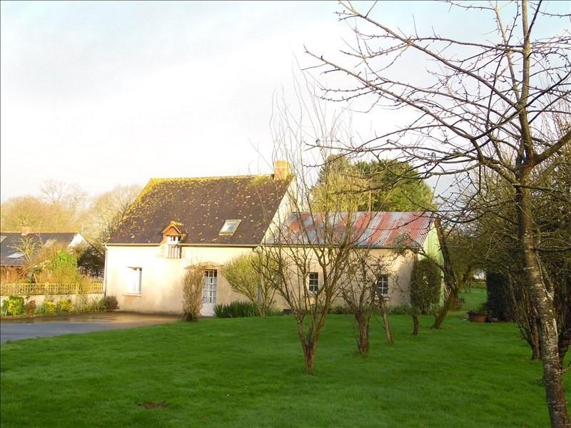 Vente maison / villa Combourg 139100€ - Photo 1