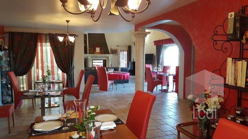 Vente de prestige hôtel particulier Grignan 884000€ - Photo 3