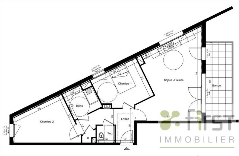 Venta  apartamento Annemasse 265000€ - Fotografía 3