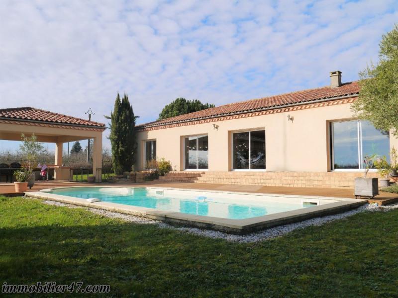 Vente maison / villa Prayssas 378000€ - Photo 1
