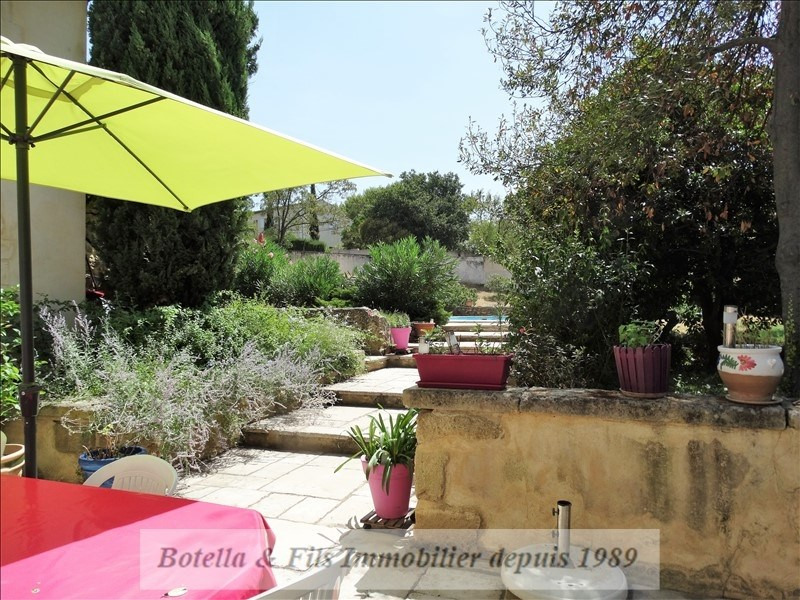 Vente maison / villa Bagnols sur ceze 395000€ - Photo 12