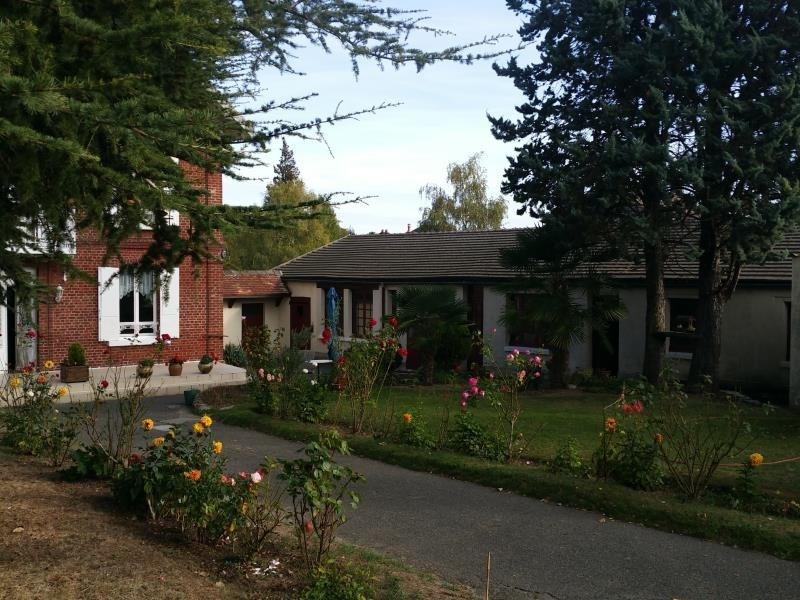 Sale house / villa Chaumont en vexin 335920€ - Picture 8