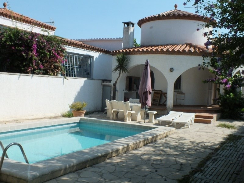 Location vacances maison / villa Empuriabrava 1 200€ - Photo 5