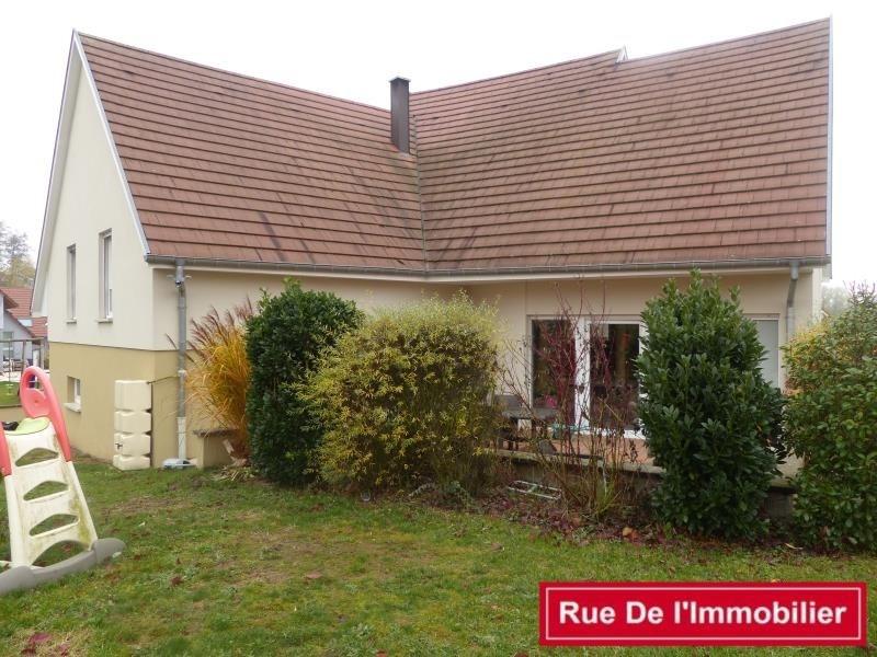 Vente maison / villa Obersoultzbach 318000€ - Photo 9