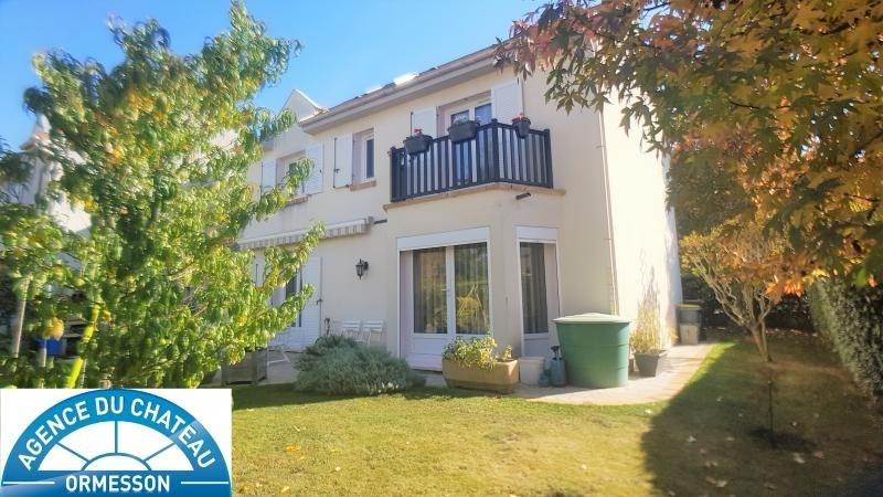 Sale house / villa Noiseau 450000€ - Picture 1