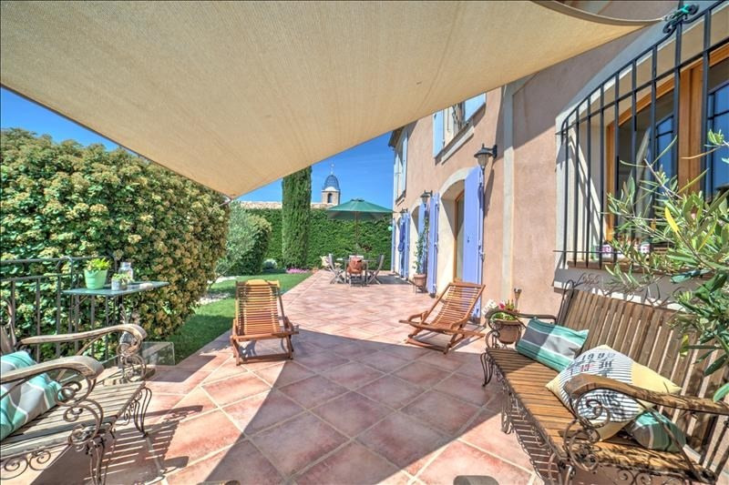 Deluxe sale house / villa Chateauneuf le rouge 675 000€ - Picture 2