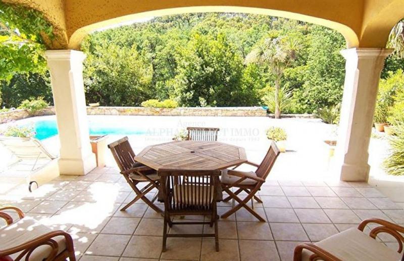 Vente de prestige maison / villa Grimaud 735000€ - Photo 6