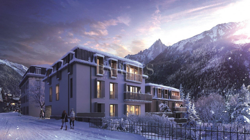 Vente appartement Chamonix-mont-blanc  - Photo 2