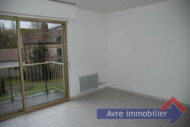 Rental apartment Verneuil d'avre et d'iton 375€ CC - Picture 1