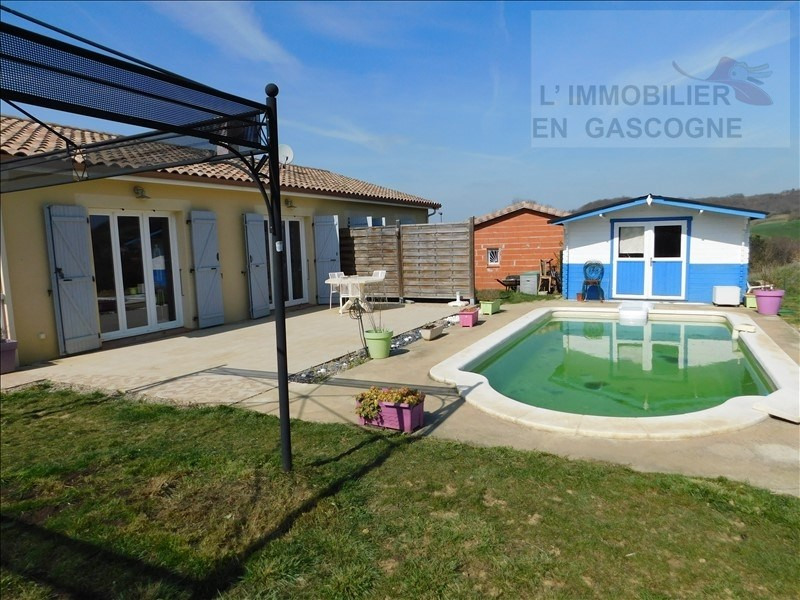 Vente maison / villa Pessan 235 000€ - Photo 2